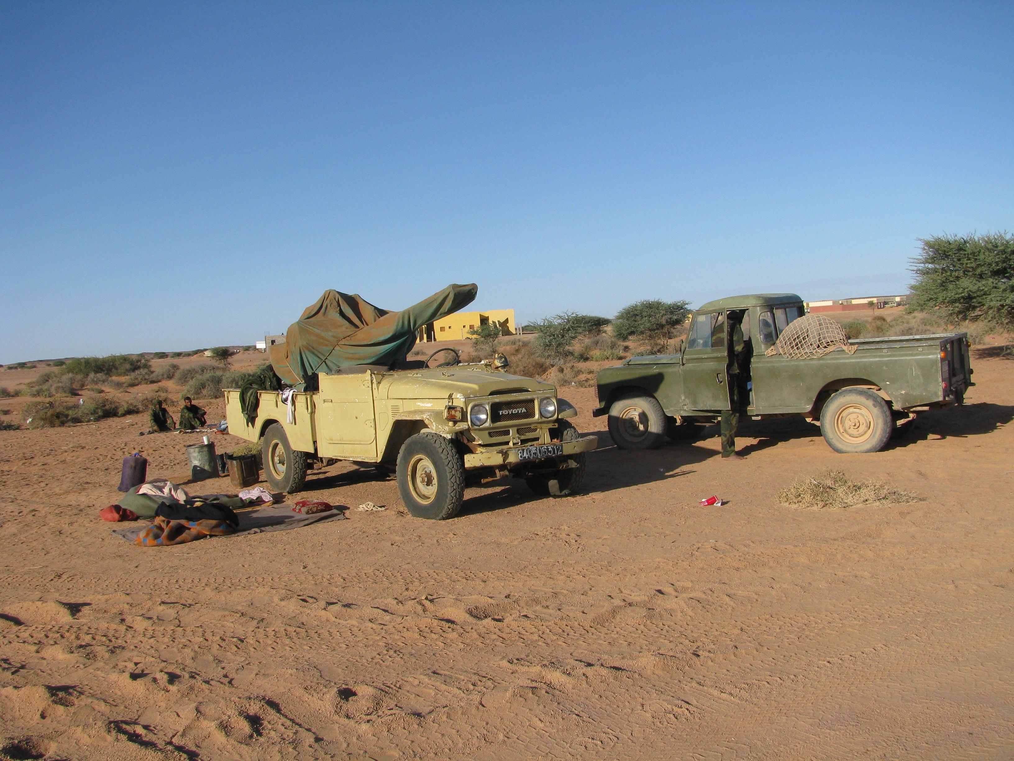Le conflit armé du sahara marocain 4782561185_ddd7e0a910_o