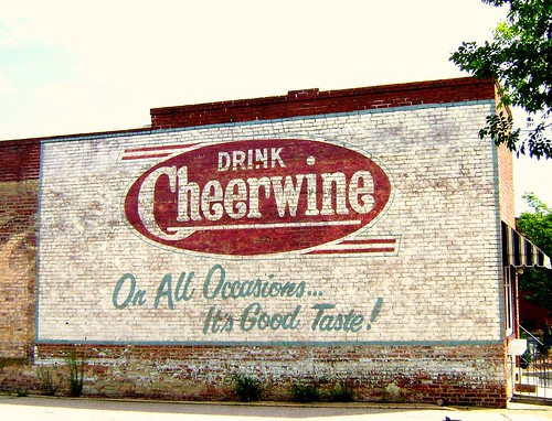 Cheerwine, Salisbury NC, Rowan County, Downtown