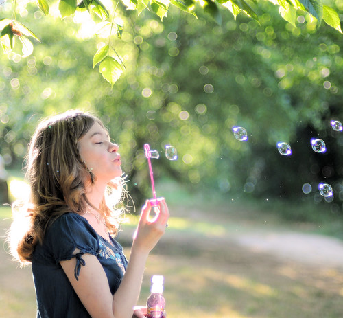 {Blowing Bubbles}