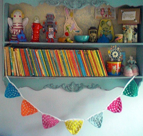 Happy Days Bunting