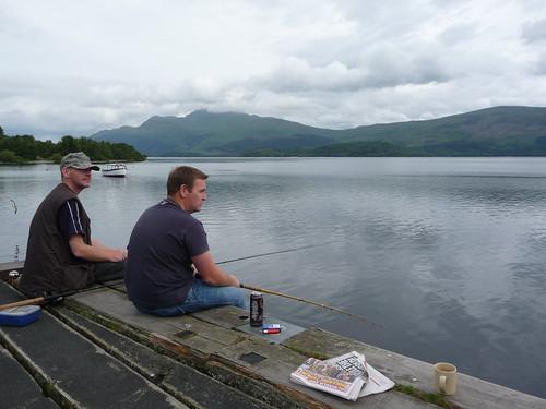 Fish scotland tour scotland scottish tour guide 39 s blog for Loch lomond fishing