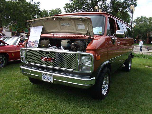 1980 GMC Vandura 25 van
