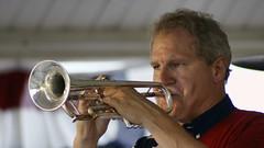 tuba(1.0), trumpet(1.0), trombone(1.0), musical instrument(1.0), music(1.0), trumpeter(1.0), brass instrument(1.0),