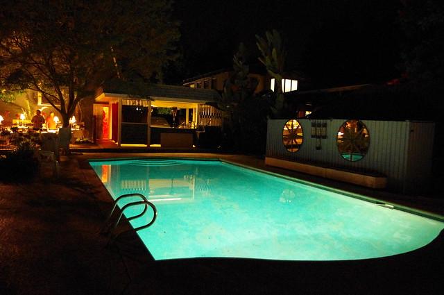 Bobby. Mel, Ramon Birthday Party, Pasadena, July 17 2010