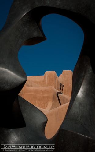 sculpture newmexico santafe architecture adobe houser nm allanhouser