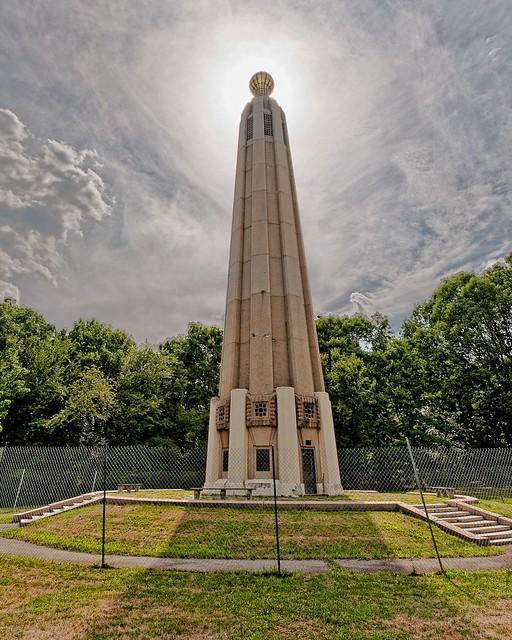 thomas alva edison memorial tower and menlo park museum