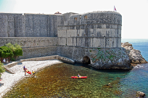 Western Wall, Dubrovnik, Croatia (Jul 10)