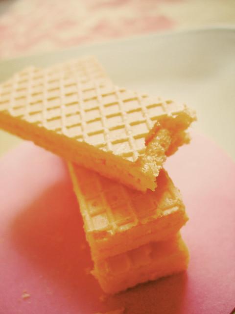 Vanilla Wafers | Flickr - Photo Sharing!