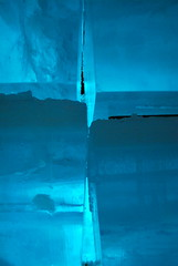ice, azure, blue,