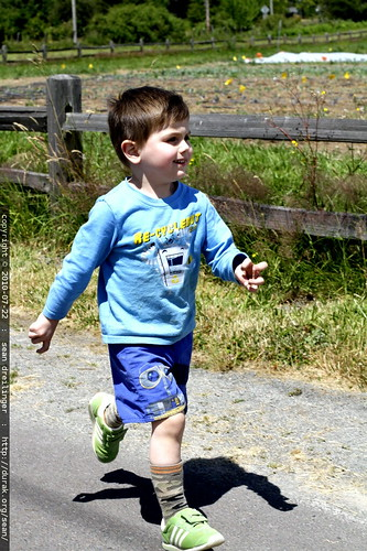 jogging @ luscher farms