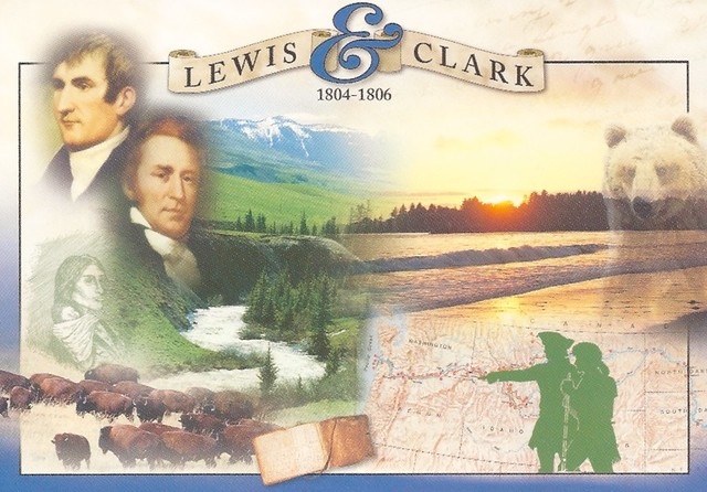 Lewis & Clark Expedition 1804-