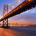 Bridge to the City ( From East Bay ) by flopper