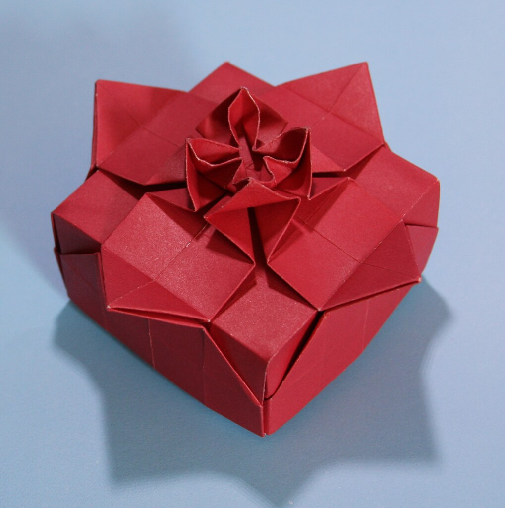 Origami Box Flower 8395129 Airhumidifierfo