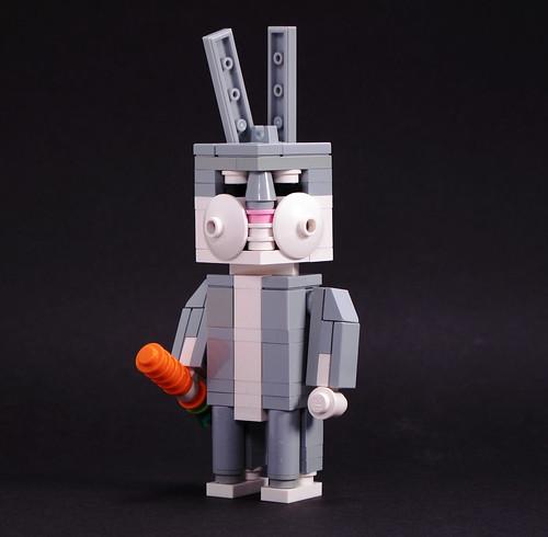 CubeDude Bugs Bunny