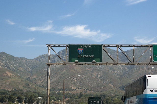 Header of Barstow