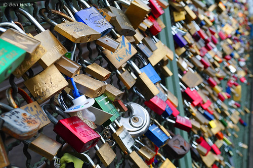 Love Padlocks - Cologne - 1