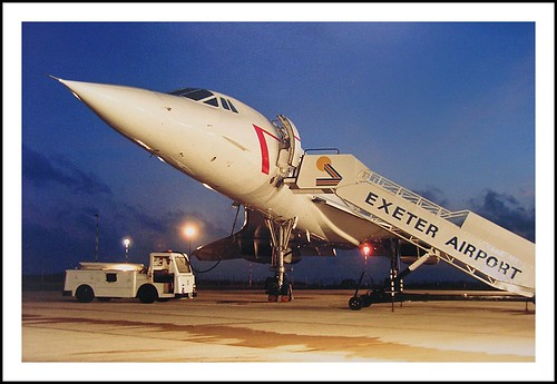 Concorde by Night