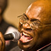renowned Boston-based R&B singer Barrence Whitfield