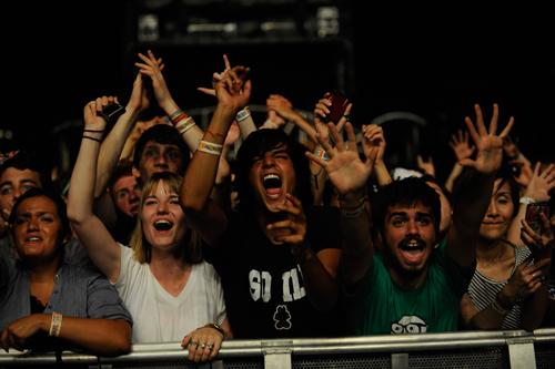 Fans @ Phoenix