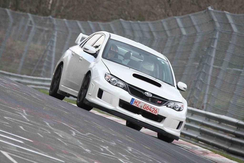 2011 Subaru Impreza WRX & WRX STI