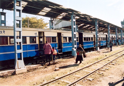 "India : "" trains "": Chandigarh ( Punjab/ Haryana )"