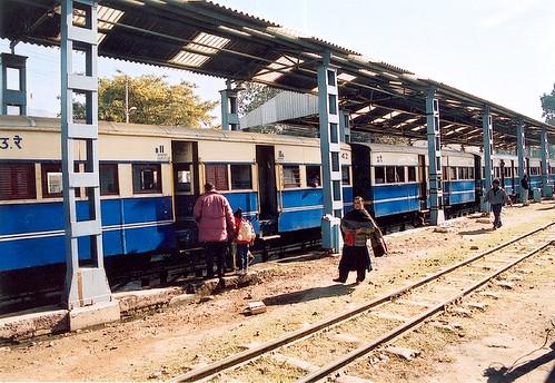 """India : """" trains """": Chandigarh ( Punjab/ Haryana )"""