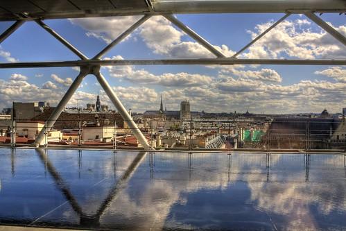 Panoramica desde Centre Georges-Pompidou