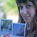 gorgeous polaroids+girl by vee*