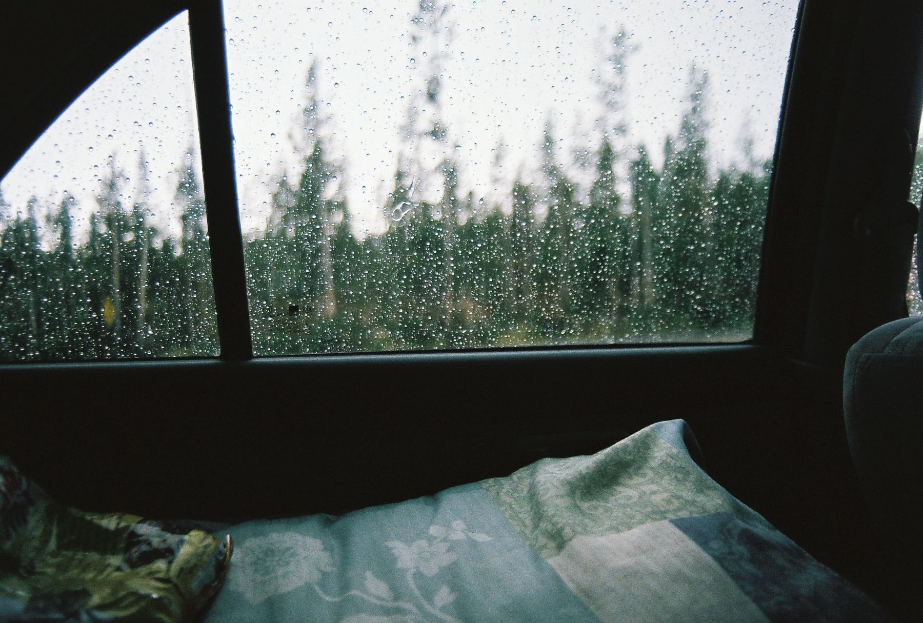Car Ride In The Rain X Post R Raining Cozyplaces