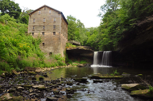 old ohio mill love water beauty creek river landscape waterfall midwest power awesome northeast millcreek youngstown