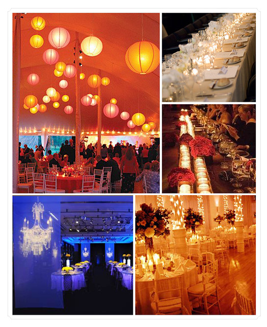 weddingreceptionlightingideas