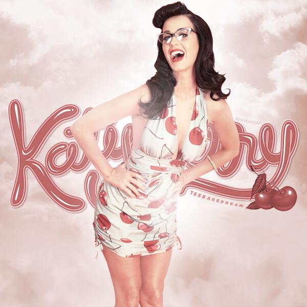 Katy Perry - Teenage Dream Cover