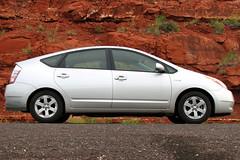 hatchback(0.0), automobile(1.0), vehicle(1.0), toyota prius(1.0), land vehicle(1.0),