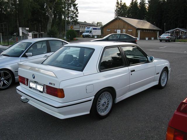BMW M3 (Kat) (E30)
