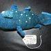 Stitched Sealife- Coelacanth by Ginger Knits
