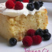 Johnny C's tres leches cake