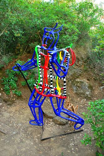 Flickriver photoset 39 le jardin des tarots niki de saint - Niki de saint phalle le jardin des tarots ...