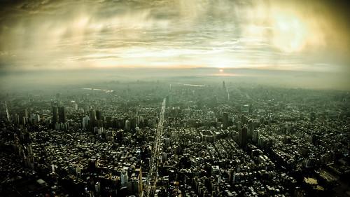 Apocalypse Taipei