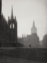 Aberdeen, Scotland 1925, by E.O. Hoppe