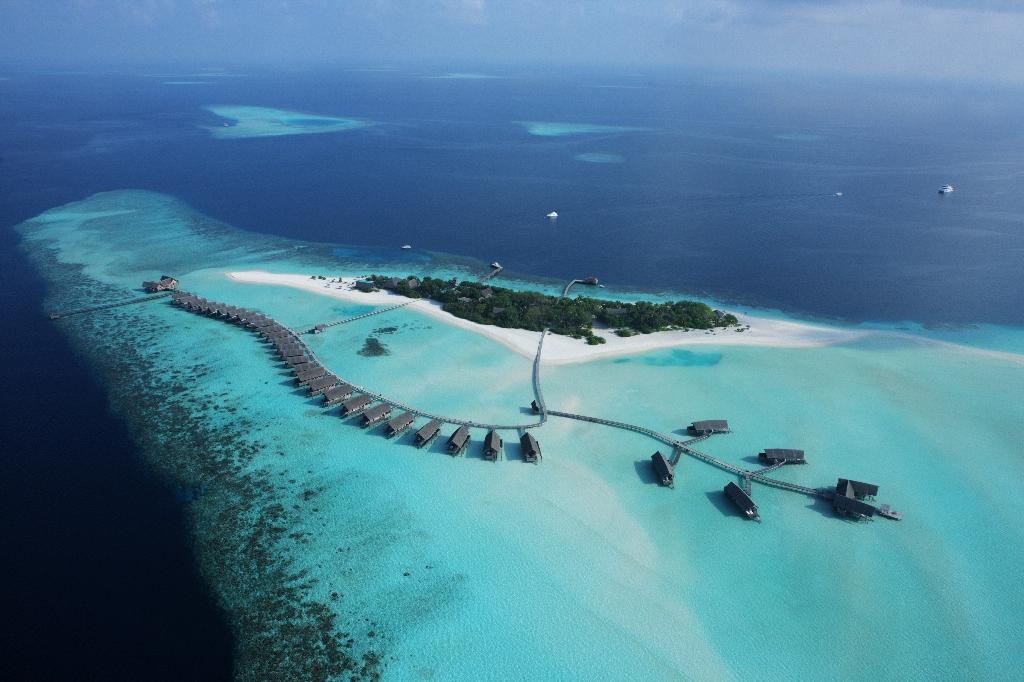 пляж Cocoa Island