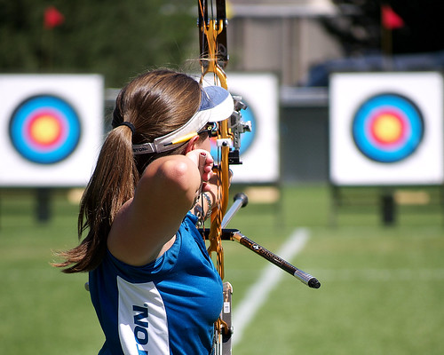 Archery World Cup by IntelGuy, Flickr