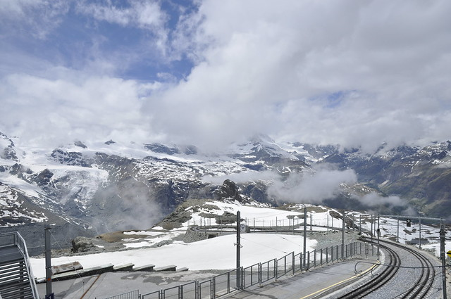 Gornergrat Railways - Flickr CC webeagle12