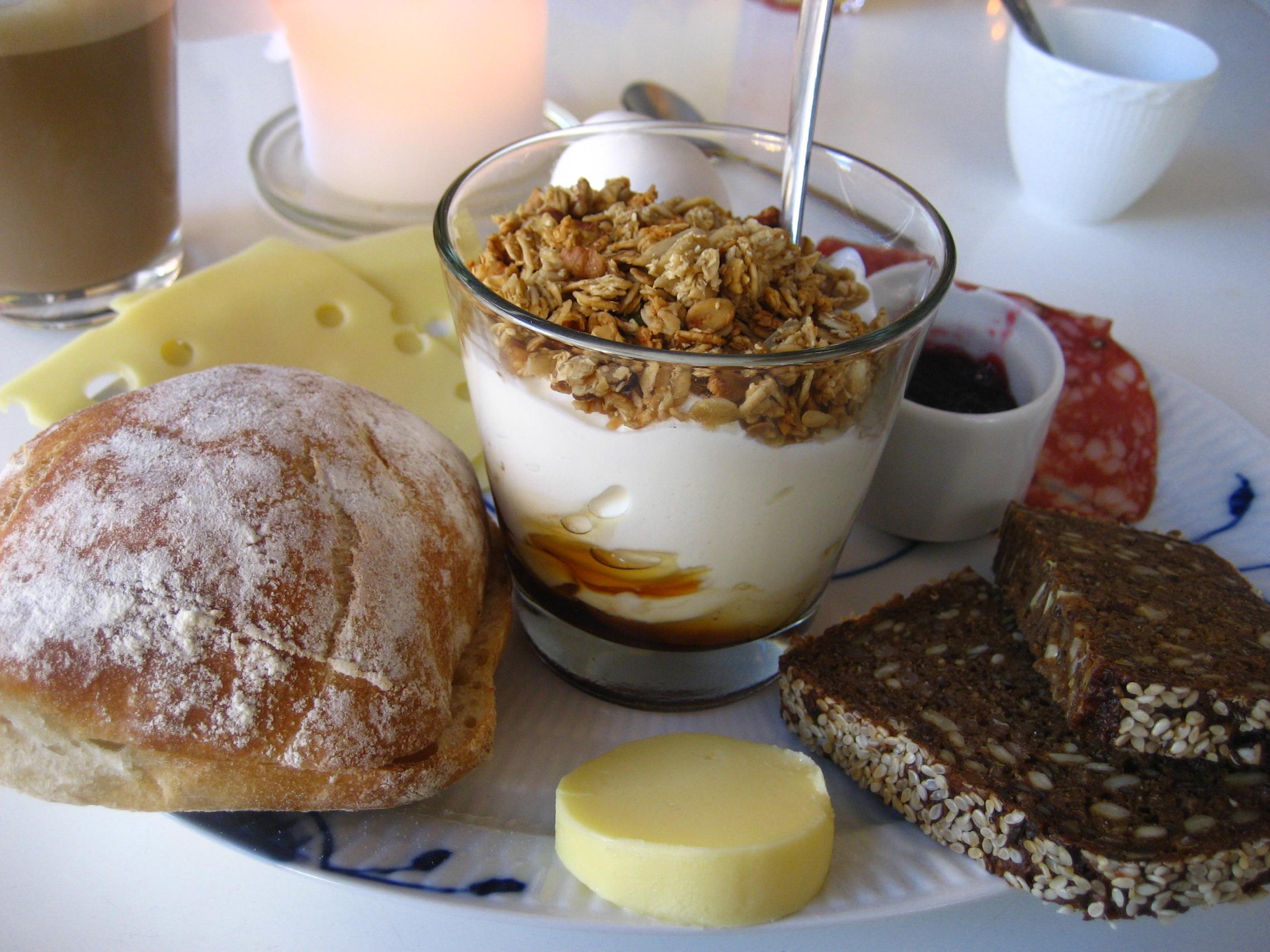 Healthy Food Copenhagen