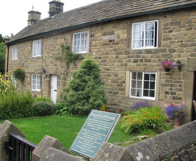 Eyam United Kingdom  City new picture : Plague cottages at Eyam. | Flickr Photo Sharing!