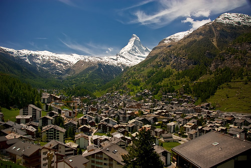 Zermatt After the Hike