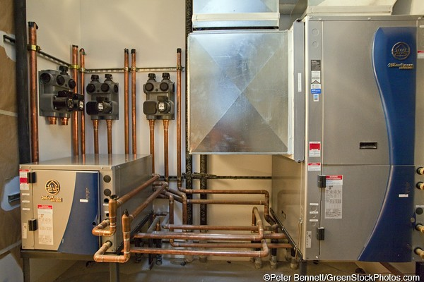 Residential Geothermal Heating And Cooling : Geothermal heat residential new energy nexus