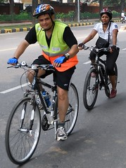 Eco Tour On Bike