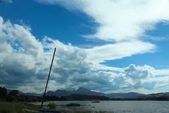 Jeu de nuages sur la Moléson