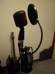 Shure Super 55 Microphone