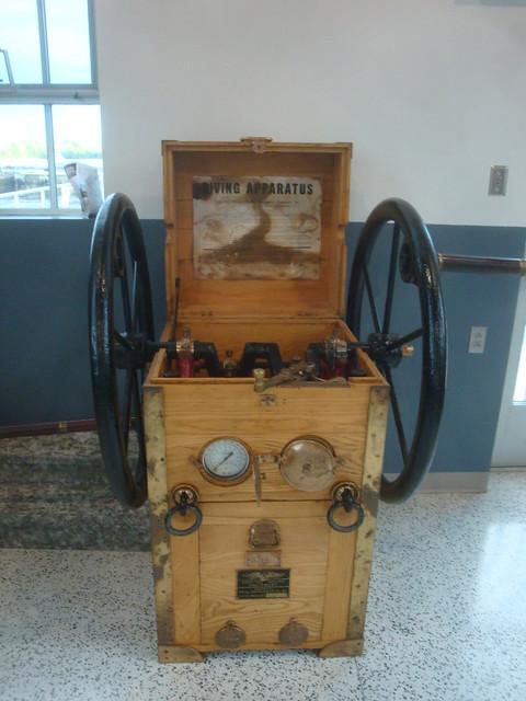 Morse Diving Air Pump